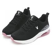 PLAYBOY Poping Candy 輕量氣墊休閒鞋-黑(Y6736)