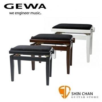 【缺貨】GEWA 德國品牌 gewa 鋼琴椅 可升降高度/材質柔軟/電鋼琴椅/電子琴椅/三色可選 台灣公司貨