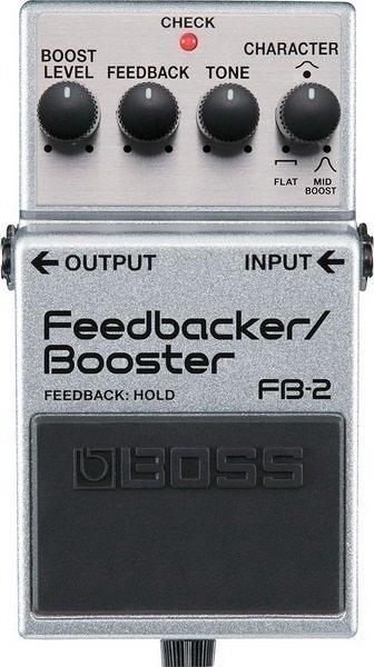 ☆ 唐尼樂器︵☆ BOSS FB-2 Feedbacker Booster 效果器 FB-2