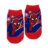 《7+1童鞋》蜘蛛人 漫威 正版授權 童襪 直版襪 12-14 公分 MLA2 紅色