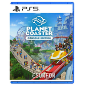 PS5 雲霄飛車之星 主機版 Planet Coaster: Console Edition 中文版 預購2020 聖誕