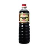 統一龜甲萬甘醇醬油1000ML 超值二入組【愛買】