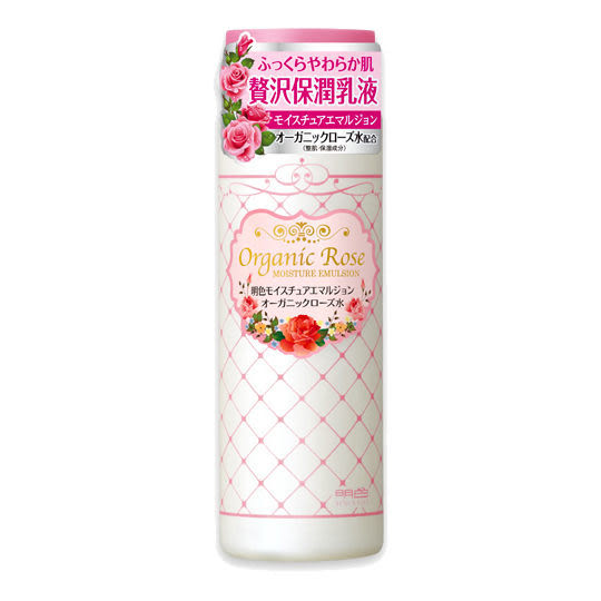 MEISHOKU 明色 天然植物玫瑰保濕乳液 145ml【七三七香水精品坊】