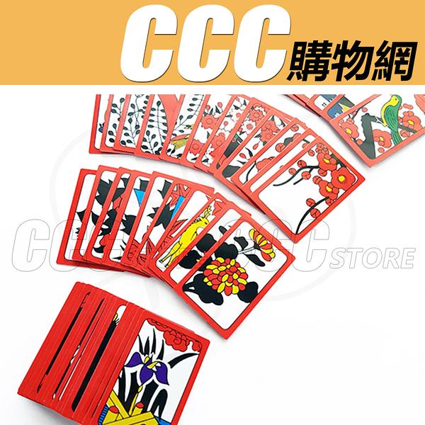 韓國花牌 撲克牌 花牌 塑膠牌 打牌 卡牌遊戲
