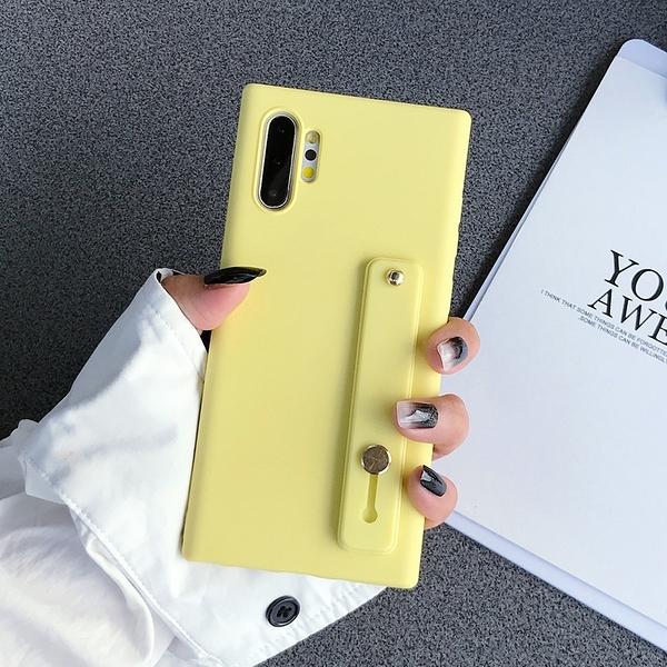 簡約純色Galaxy S21+保護套 指環支架三星S21 Ultra手機殼 日韓SamSung S21手機套 液態矽膠三星S21保護殼