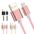 ○加長款↗150公分 MICRO USB 充電傳輸線○ASUS ZenFone5 6 Zenfone2 Zenfone C Go 高質感編織線 鋁合金接頭