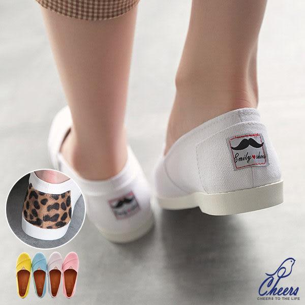懶人鞋。Cheers*超韓流簡約設計百搭懶人鞋-五色 現貨【P8201-H8103】
