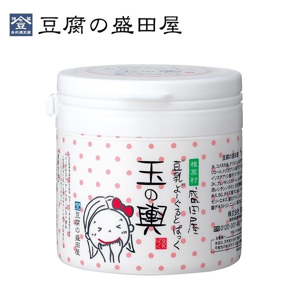 豆腐盛田屋 玉之輿 豆乳優格敷膜 150g 【美人密碼】