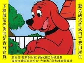 二手書博民逛書店Tummy罕見Trouble (Clifford the Big Red Dog) (Big Red Reader