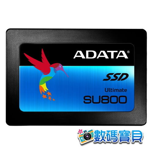威剛 ADATA Ultimate SU800 128GB 2.5吋 SSD 固態硬碟 (560MB/s讀取速度,三年保固,ASU800SS-128GT-C) 免運費