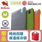 【BULLSONE 勁牛王】蜂巢凝膠健康坐墊 M號,贈品:時尚扣環保溫保冷袋x1