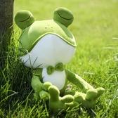 公仔 超軟青蛙玩偶可愛小號娃娃毛絨玩具少女女生床上抱著睡覺抱枕 - 雙十二交換禮物