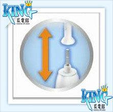 【原廠公司貨+產地美國】飛利浦 HX6063/67 PHILIPS 鑽石級標準型音波電動牙刷刷頭 (適用6及9系列)