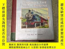 二手書博民逛書店THOMAS罕見THE TANK ENGINE STORY COLLECTIONY361203
