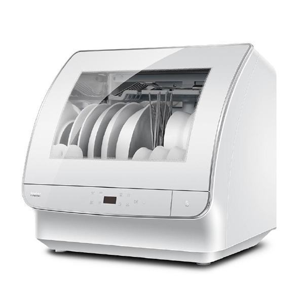 Haier海爾 小海貝全自動洗碗機(白色) 送免費安裝
