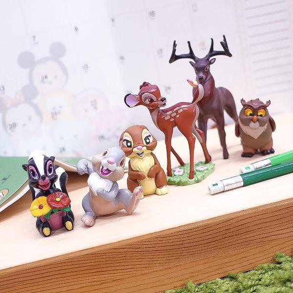 PGS7 日本迪士尼系列商品 - 進口 經典動畫 小鹿斑比 Bambi 收藏 公仔 擺飾【SDD71068 】
