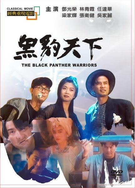 經典重現電影85:黑豹天下 DVD
