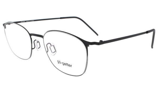 【台南 時代眼鏡 GO-Getter】韓國設計 復古經典款式 光學眼鏡鏡框 GO3029 C01