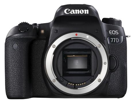 Canon EOS 77D Body〔單機身〕平行輸入