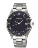 SEIKO/精工 太陽能 SBPX115J (V157-0CZ0B) 鈦金屬 男錶/藍/40mm