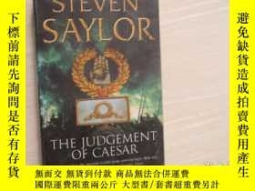 二手書博民逛書店THE罕見JUDGEMENT OF CAESAR【015】有書套