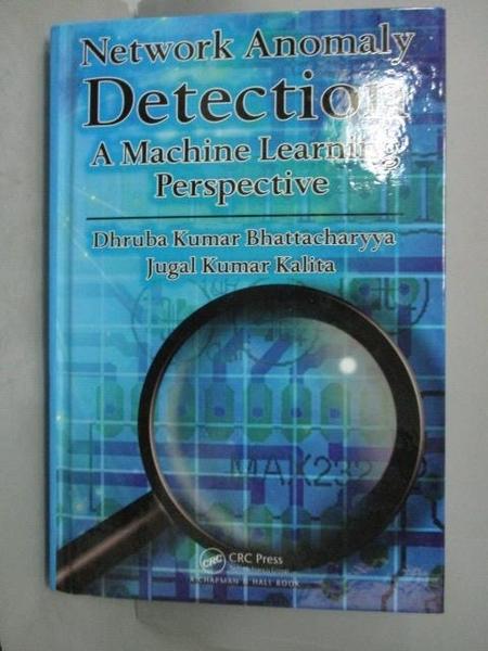 【書寶二手書T8/網路_WGD】Network Anomaly Detection: A Machine Learnin