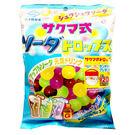 日本【佐久間】綜合蘇打糖  98g(賞味期限:2019.04)