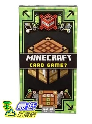[美國直購] Mattel Minecraft Card Game 當個創世神 卡牌 紙牌遊戲