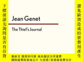 二手書博民逛書店The罕見Thief s JournalY256260 Jean Genet Faber And Faber