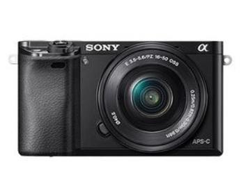 SONY數位單眼相機 ILCE-6000L