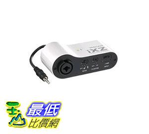 [105美國直購] TASCAM iXZ Mic/Instrument input for iPhone, iPad or iPod Touch 麥克風/吉他錄音介面器