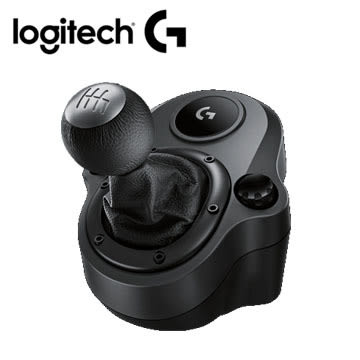 [富廉網] 羅技 Logitech DRIVING FORCE SHIFTER 變速器