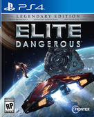 PS4 Elite Dangerous: The Legendary Edition 精英危險:傳奇版(美版代購)