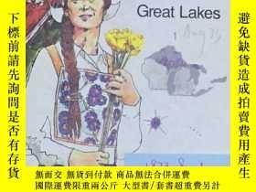 二手書博民逛書店罕見地圖national geographic美國國家地理地圖1