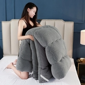 羊羔絨床墊防滑加厚榻榻米學生床墊單人雙人褥子 微愛家居