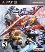 PS3 Soul Calibur V 劍魂 5(美版代購)