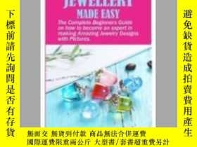 二手書博民逛書店Resin罕見Jewellery Made EasyY405706 Mitchel Audrey 出版20