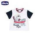 chicco-小熊船長-條紋縮口棒球外套