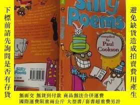 二手書博民逛書店silly罕見poems: 愚蠢的詩.Y200392 不祥 不祥