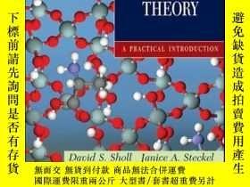 二手書博民逛書店Density罕見Functional Theory: A Practical IntroductionY41