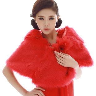 天使的嫁衣 新款披肩冬季保暖
