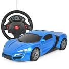 遙控車 車可充電跑車兒童玩具車賽車電動男孩汽車耐撞模型禮物玩具【快速出貨八折下殺】