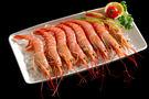 生食等級天使紅蝦500g盒約10尾,最划...