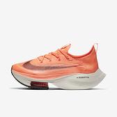 Nike W Air Zoom Alphafly Next% [CZ1514-800]女鞋 慢跑鞋 運動 輕量 彈力 橘