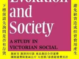 二手書博民逛書店Evolution罕見And SocietyY255562 J. W. Burrow Cambridge Un