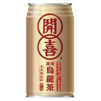 開喜 凍頂烏龍茶-有糖 340ml (24入)/箱【康鄰超市】