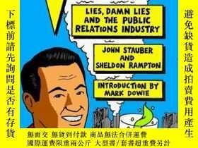 二手書博民逛書店Toxic罕見Sludge is Good For You: Lies, Damn Lies and the Pu