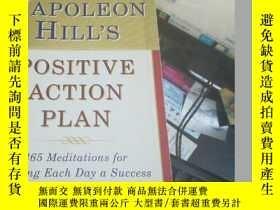二手書博民逛書店Napoleon罕見Hill s Positive Action