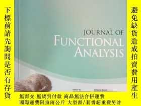 二手書博民逛書店Journal罕見of Functional Analysis
