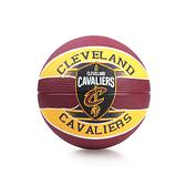 SPALDING Cavaliers SZ3 兒童-騎士 籃球(3號球 隊徽球 斯伯丁 免運 ≡排汗專家≡